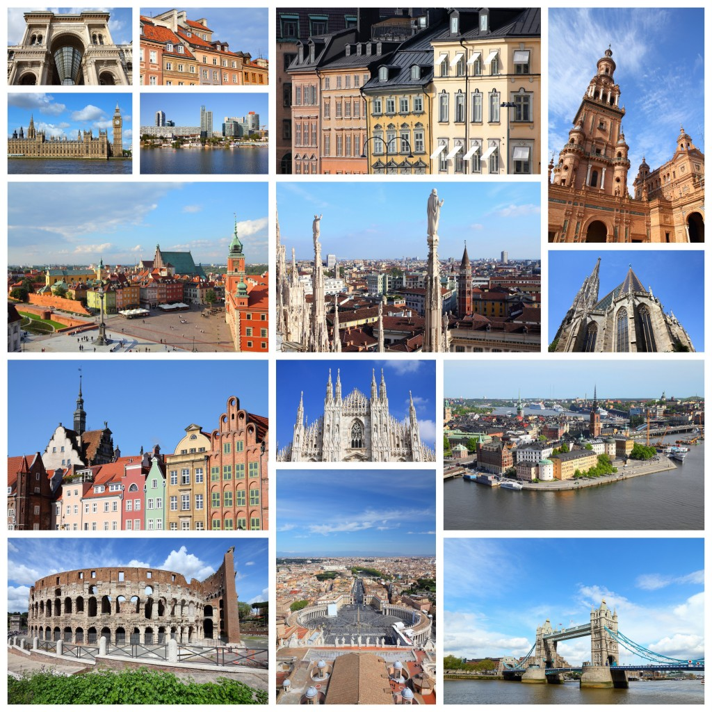 European Escapes | Escape With Us Vacations
